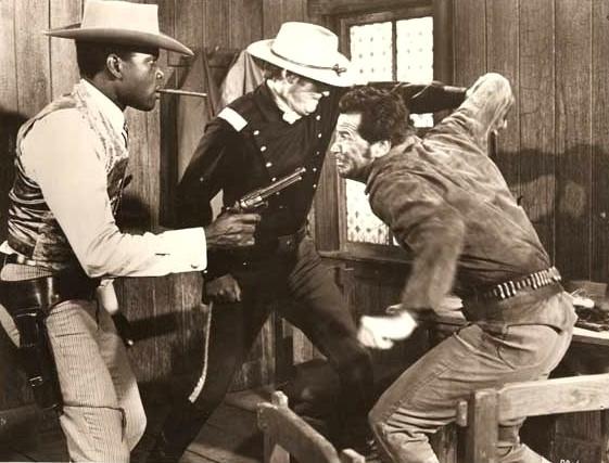 Duel at Diablo 1966