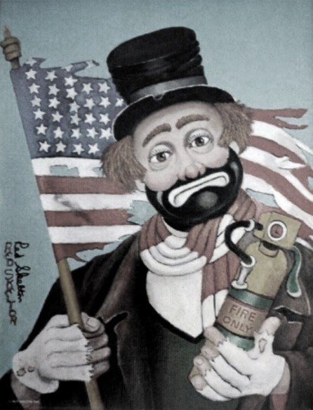 Old Glory by Red Skelton