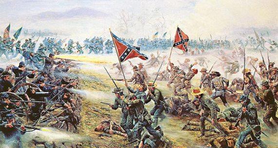 civl war gettysburg