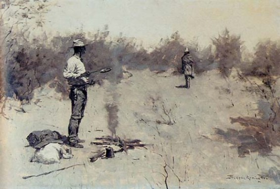 hello-jose-unexpected-guest-frederic-remington 2